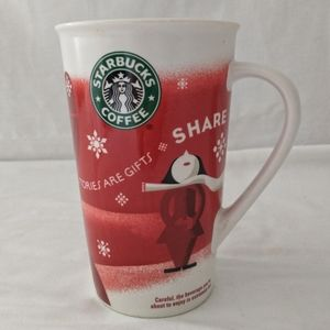 Starbucks STORIES ARE GIFTS SHARE Mug Cup Tumbler
